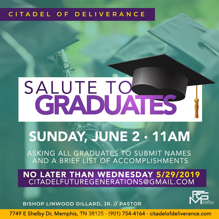 Citadel Of Deliverance COGIC ::