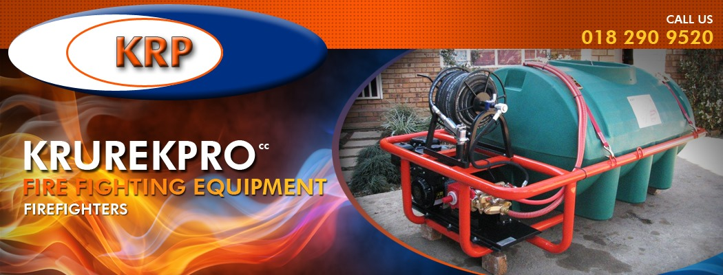 KRUREKPRO Fire Equipment welcomes you to their site