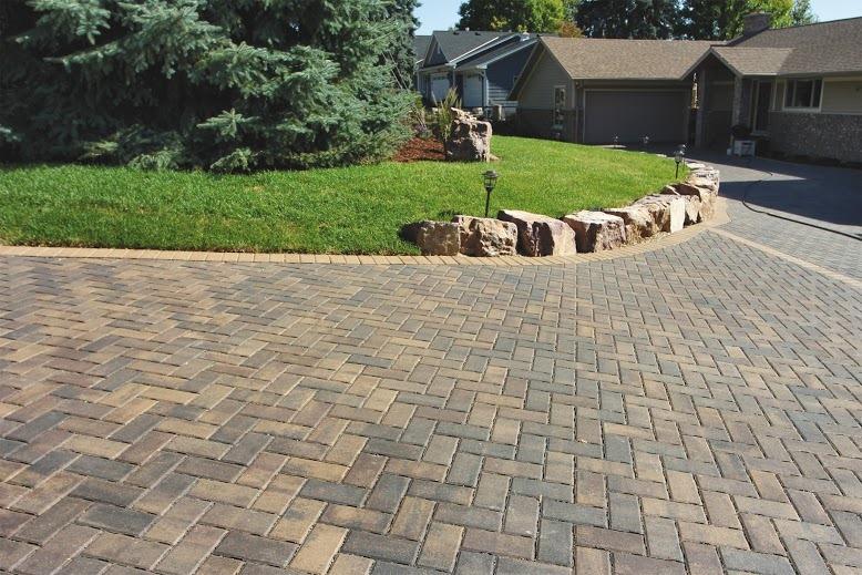 Paver Driveway Ideas | Rochester Concrete Products