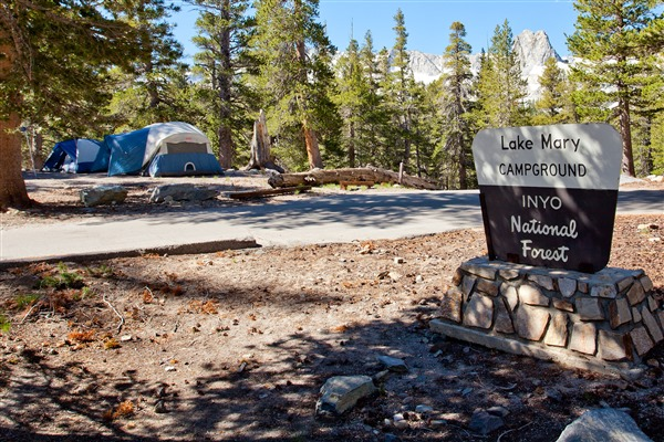 Lake Mary Campground
