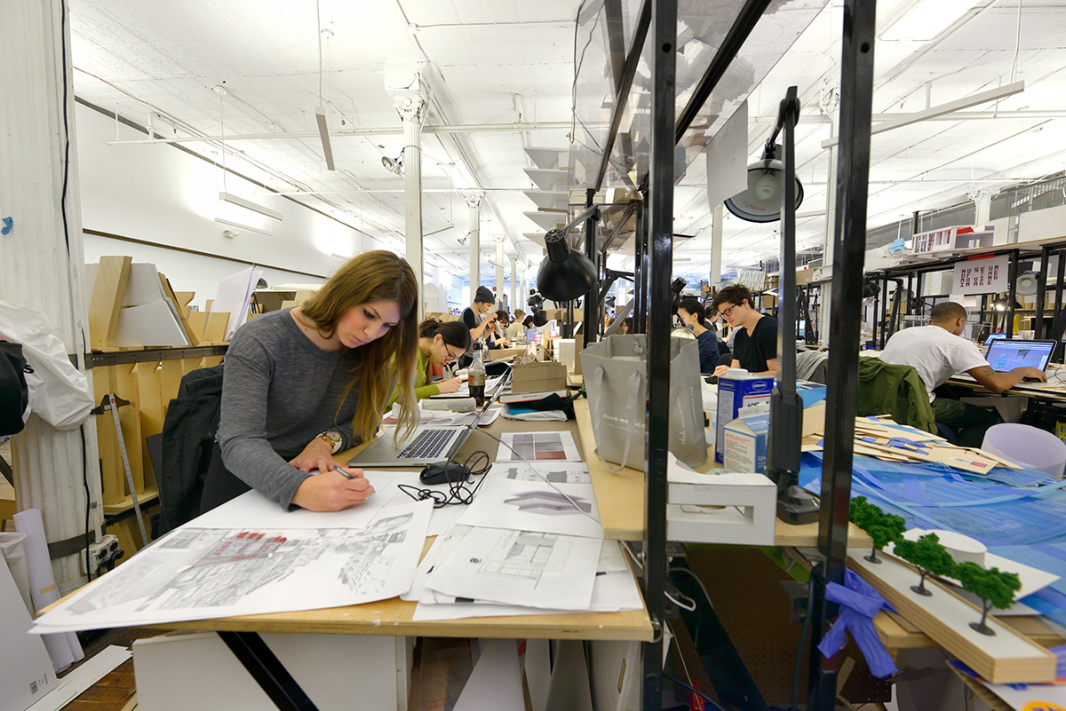 The Master Of Architecture MArch Program Is A Three Year NAAB Accredited Professional Degree For Students Holding Pre Undergraduate