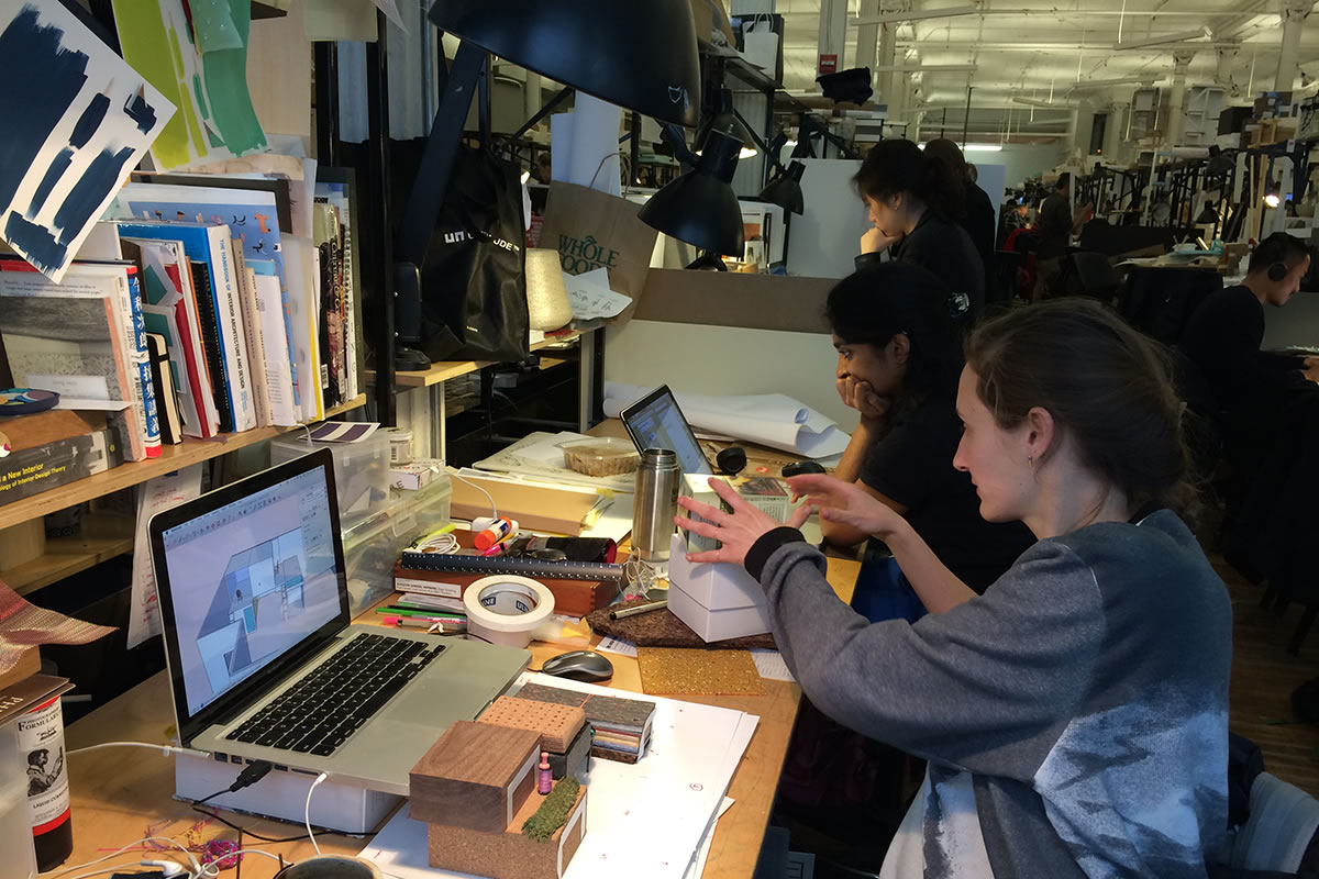 Masters In Interior Design Get An MFA With Parsons