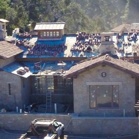 Shuman ResidenceNew Roofing