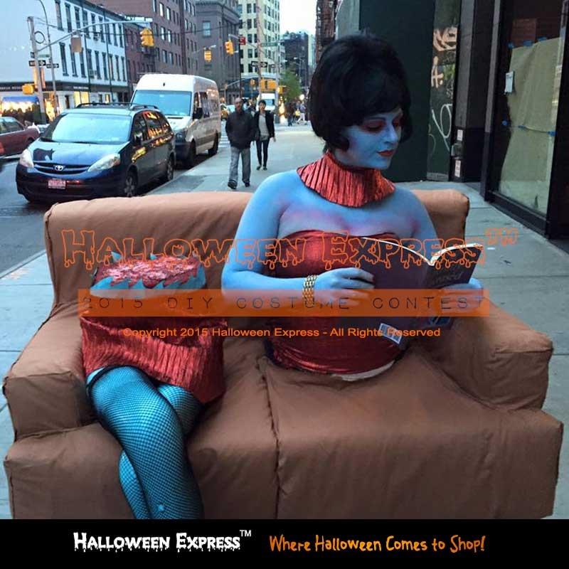 The 2017 DIY Halloween Costume Contest Winners - Halloween Express ...
