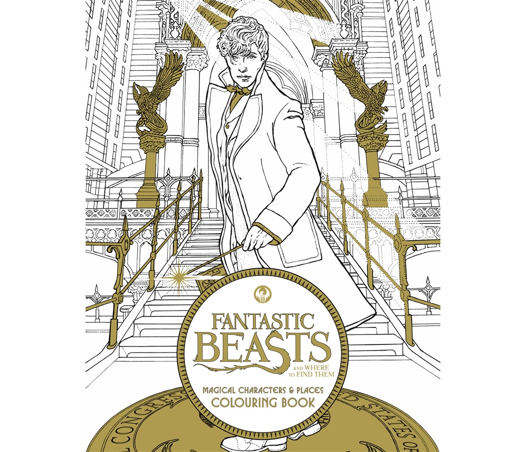 fantastic beasts and where to find them magical characters and places harpercollins