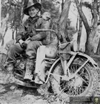 Classic Military Motorcycles