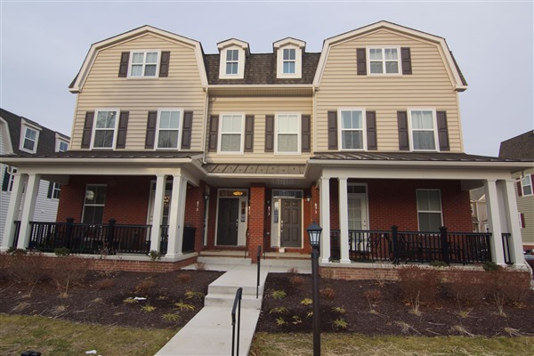 Danley Townhouses for Sale | Bryn Mawr Townhouses