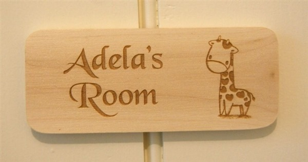 Door Plaques 19 personalised-engraved