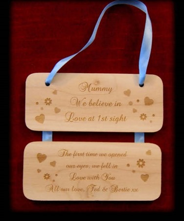 Door Plaques 24 personalised-engraved