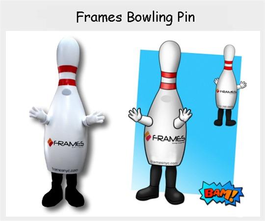 Fancy Frames Bowling Alley Ornament - Frames Ideas - ellisras.info