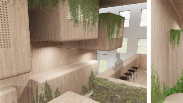 BFA Interior Design Study Create Environments