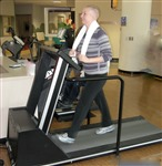 Exercise during radiation