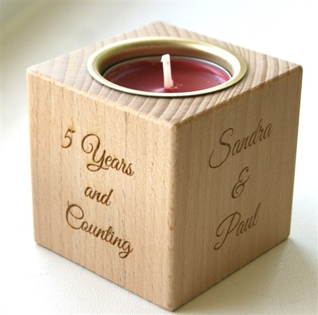 Tealights holders 34Wedding-anniversary