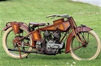 Meet the Traub Motorcycle