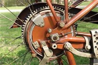 Traub Motorcycle 05 - rear brake jpg