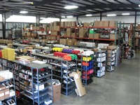 Warehouse Top View Image