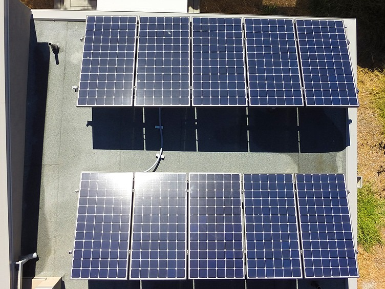 Warren ResidenceSolar Energy Instalations