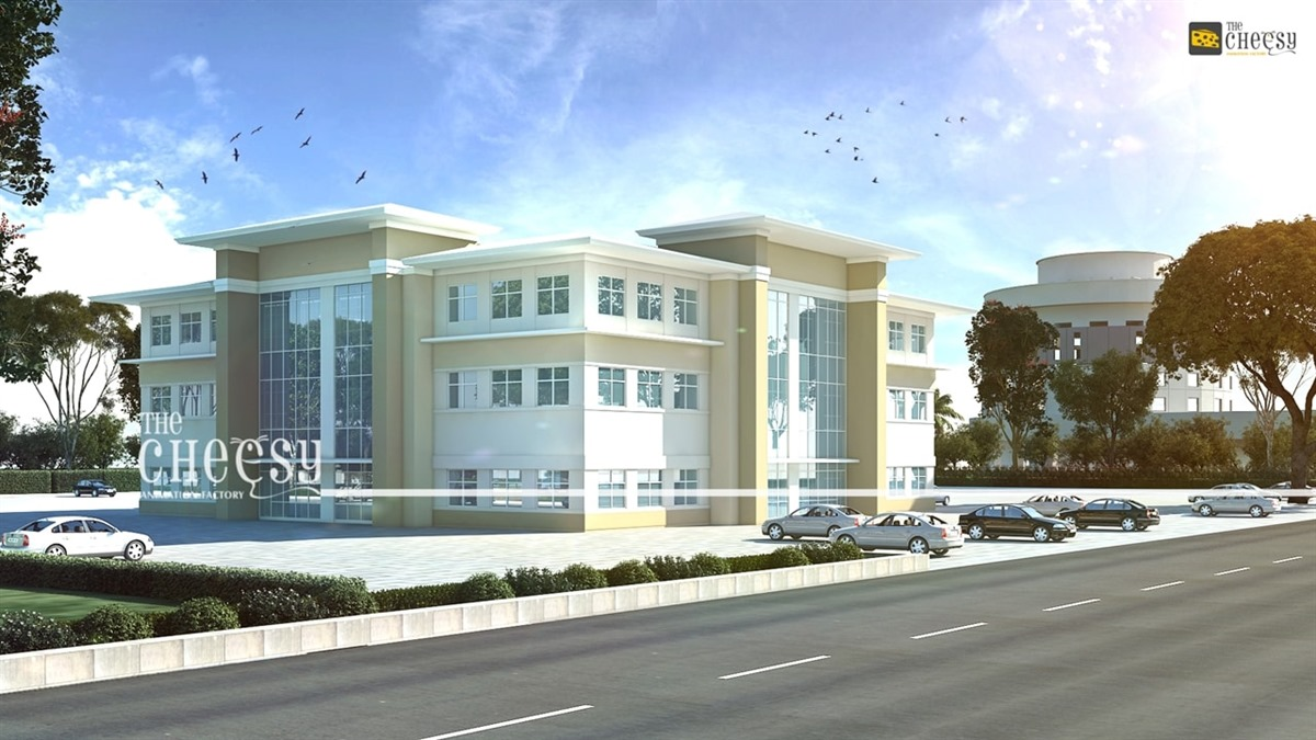 3D Exterior Rendering, Home Design Services Company India