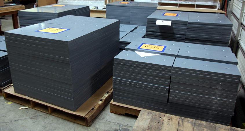 Custom CNC Machining and Plastic Fabrication from ePlastics-Trusted