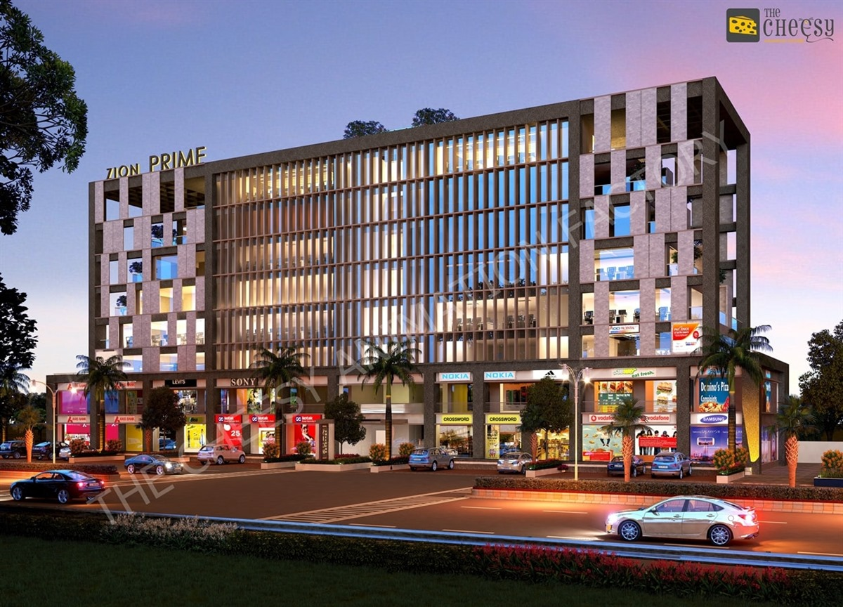 3d exterior rendering services company india - 3d Building Designer