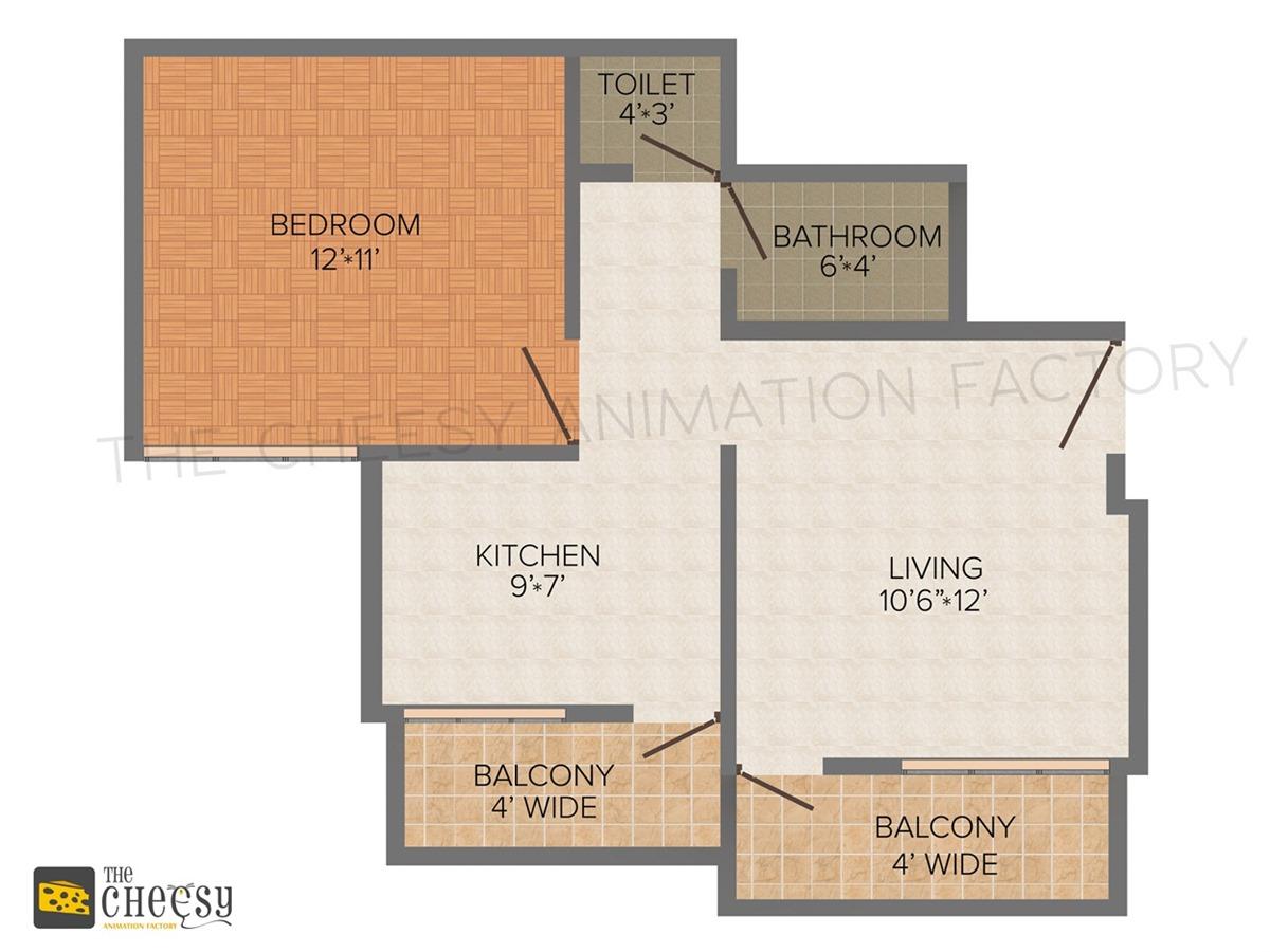 3d architectural floor plans creator design services company india - Flooring Plan