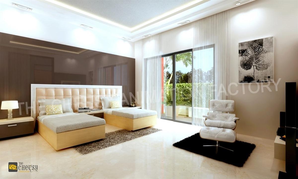 3d interior rendering services company india - 3d Interior Designing