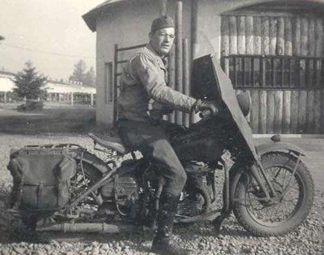 Harley-Davidson WLA - WWII