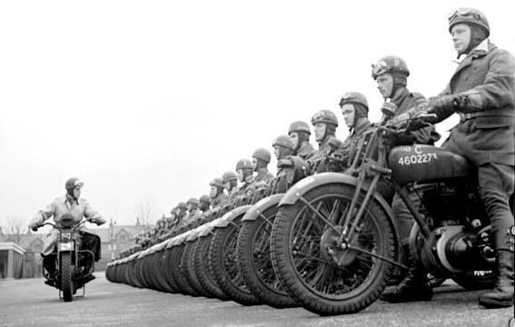 Norton Brigade - WWII