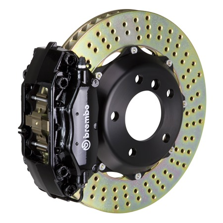 Brembo Big Brake Kits (High-Performance Brake Systems)