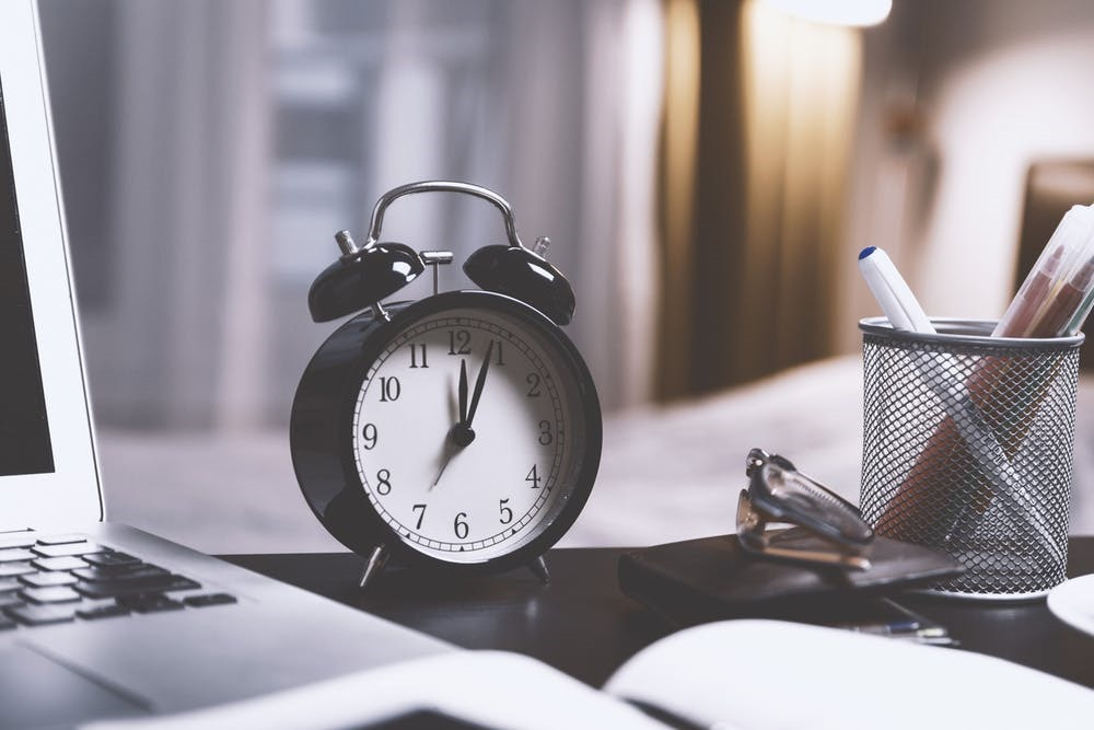 Home Decor Tireless 8 Alarm With Time Day Week Month Year Led Digital Calendar Clock Alarm Home Office School Desk Clocks 3