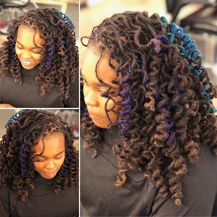 Permanent Loc Extensions Shop 100 Human Hair Dreadlock Bundles Locfinity Llc