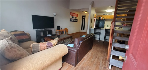 Living area example