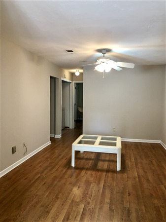 Example of living area