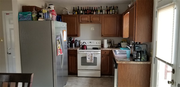 Another example of kitchen at Indian Village