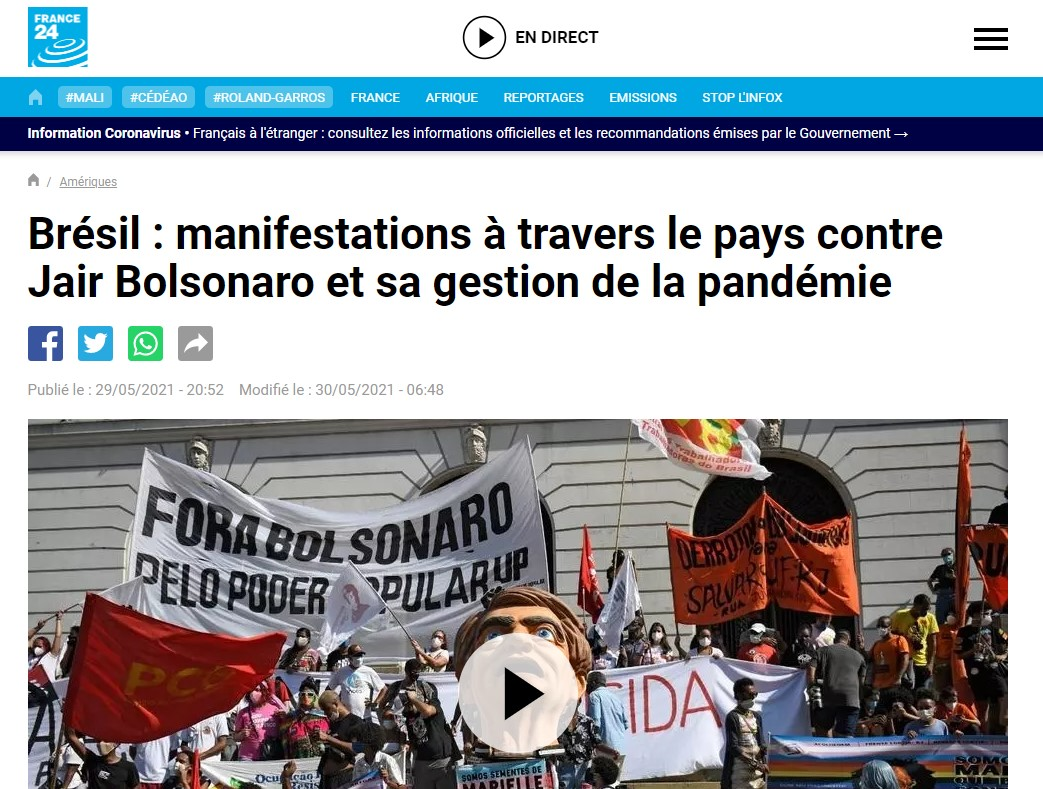 France24: