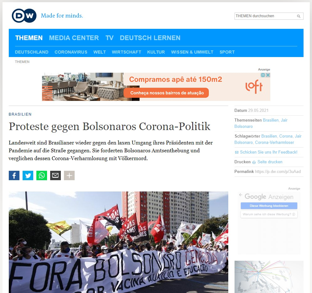 Deutsche Welle: