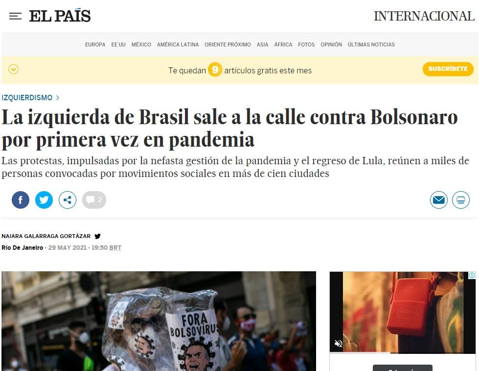 El País: