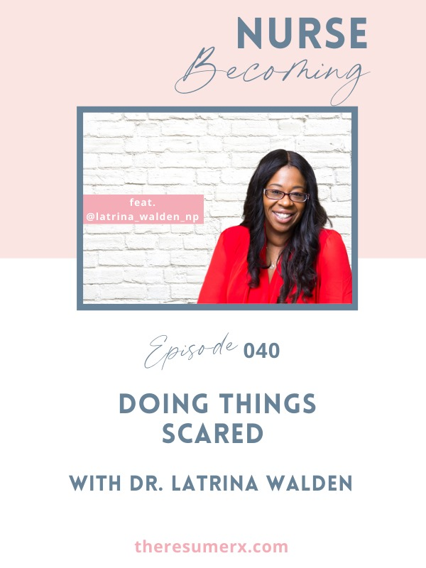 The Resume RX Podcast Feature with Latrina Walden