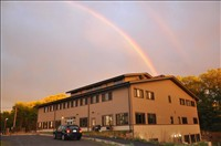building rainbow