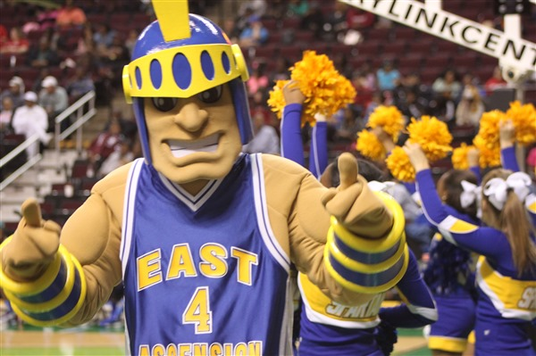 Bam Mascots In Action! A testimonial gallery of Mascots
