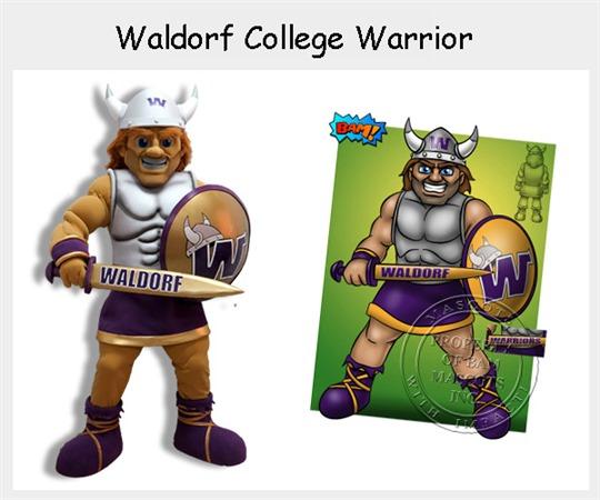Custom Mascots For Sports Organizations