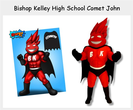 School Mascots - mascots for high schools, colleges and university
