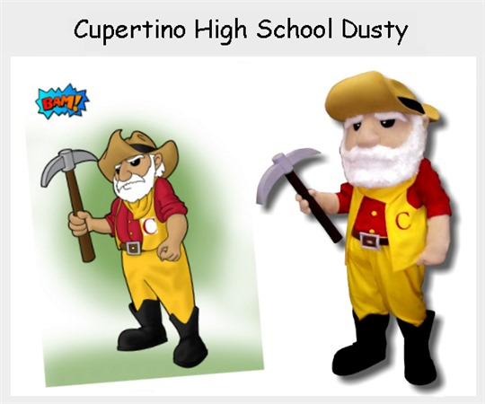 Cupertino High School Dusty