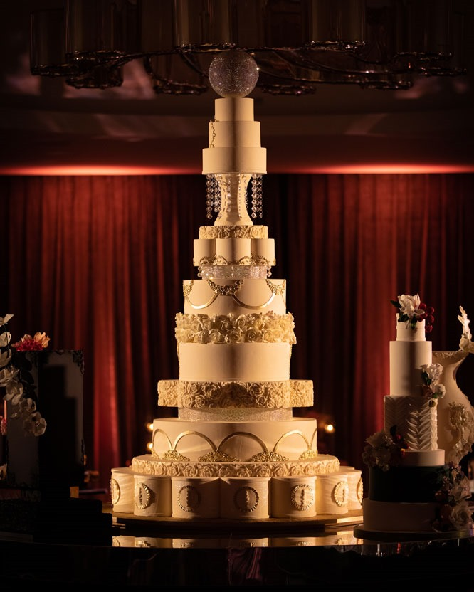 Luxury Wedding Cakes By GC Couture