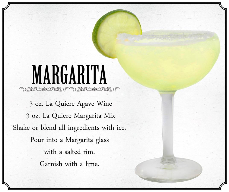 Agave Wine Margarita Recipe