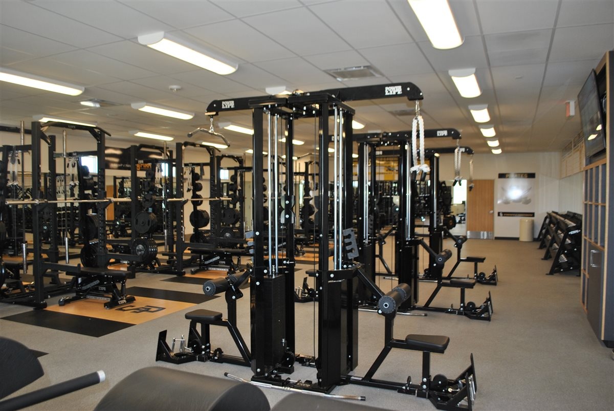 Gym of the month the old school gym