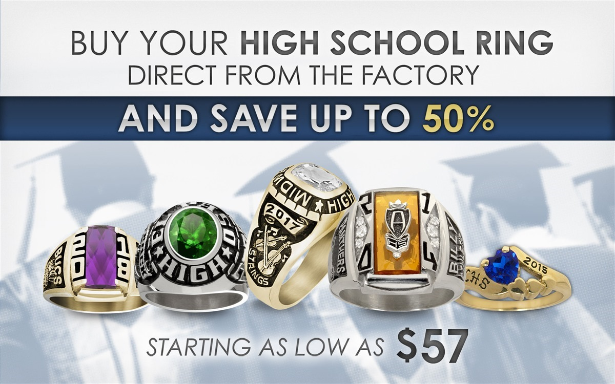 class rings chionship rings any graduation rings at factory