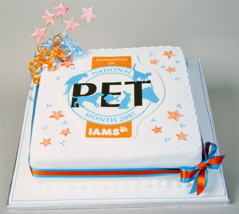 Corporate Cakes Cupcakes Upload Your Logo For Free Uk Delivery