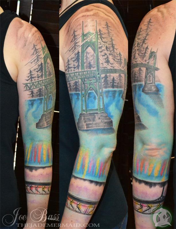 93f873db8 PORTFOLIO - The Jade Mermaid Tattoo Parlor   503.841.5535   1541 W.  Burnside   Portland, OR 97209