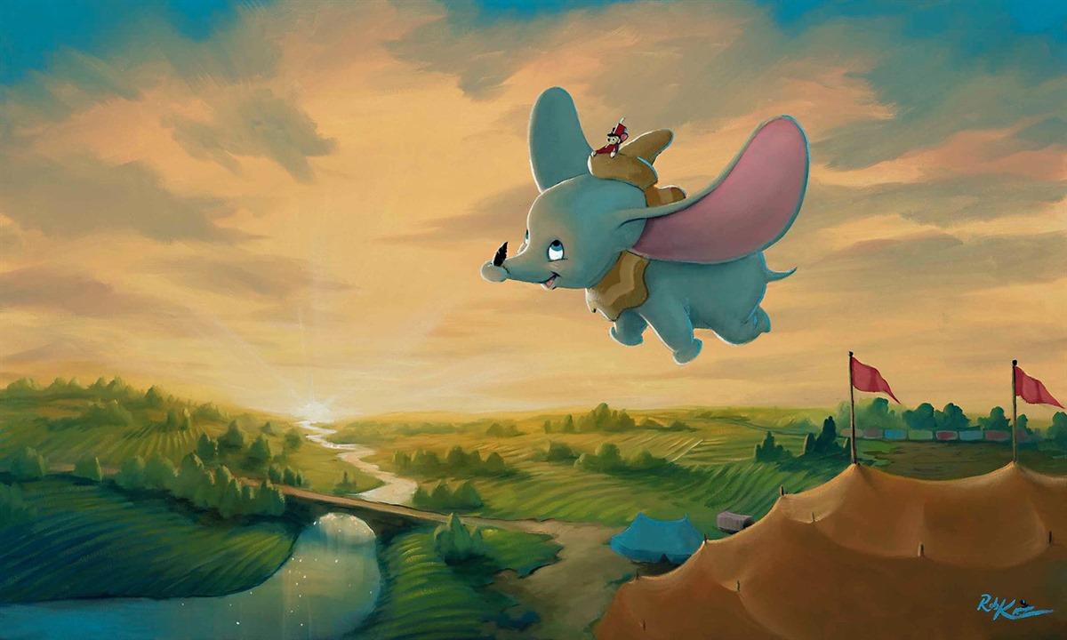 Disney: Rob Kaz Art